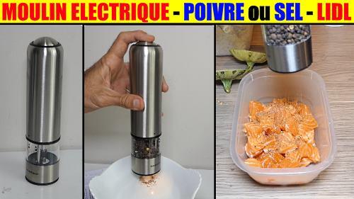 moulin-a-sel-poivre-electrique-lidl-silvercrest-test-avis-prix-notice-caracteristiques