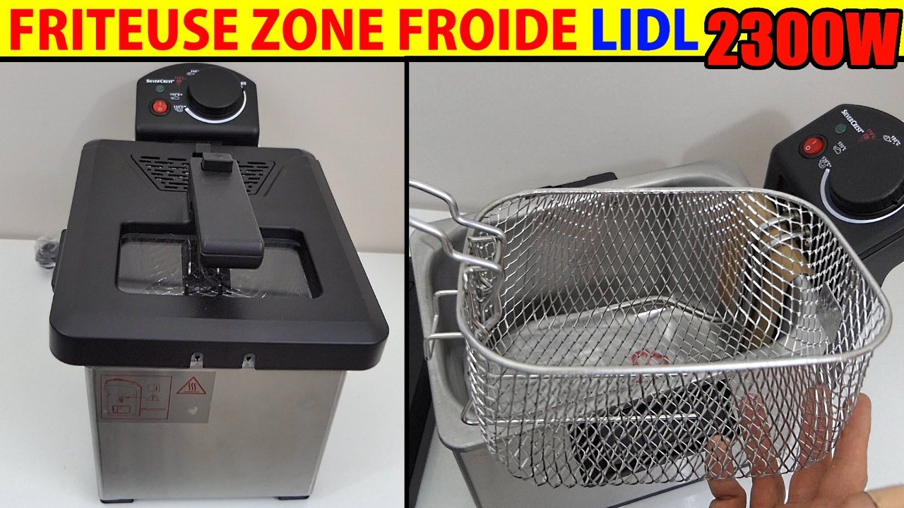 friteuse-zone-froide-lidl silvercrest