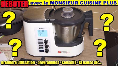 Debuter avec monsieur cuisine edition plus astuces for Silvercrest monsieur cuisine plus