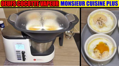 Ufs cocotte pinards monsieur cuisine plus dition lidl for Cuisine lidl