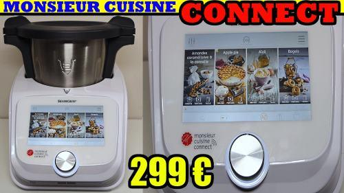 Monsieur Cuisine Connect Lidl Silvercrest Robot De Cuisine