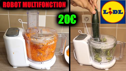 robot-multifonction-lidl-silvercrest-km-250